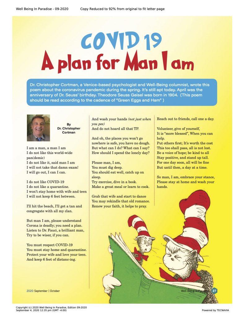 A Plan For Man I Am | Dr. Christopher Cortman